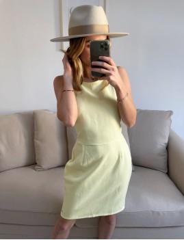 Robe dos croisé gipsy - Boutique L'anana(s)