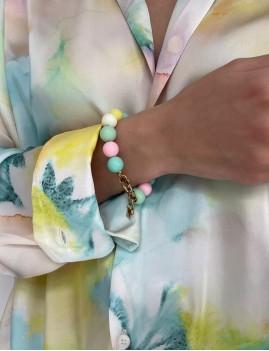 Bracelet en perles bohème - Boutique L'anana(s)