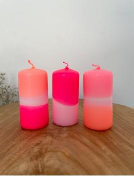 Lot de 3 bougies - Boutique L'anana(s)