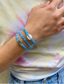 Bracelet bandana hippie chic - Boutique l'ananas