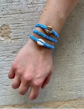 Bracelet bandana hippie - Boutique l'ananas