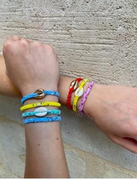 Bracelet bandana gipsy - Boutique l'ananas