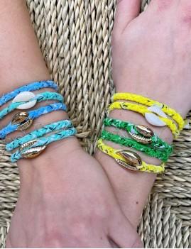 Bracelet bandana summer - Boutique l'ananas
