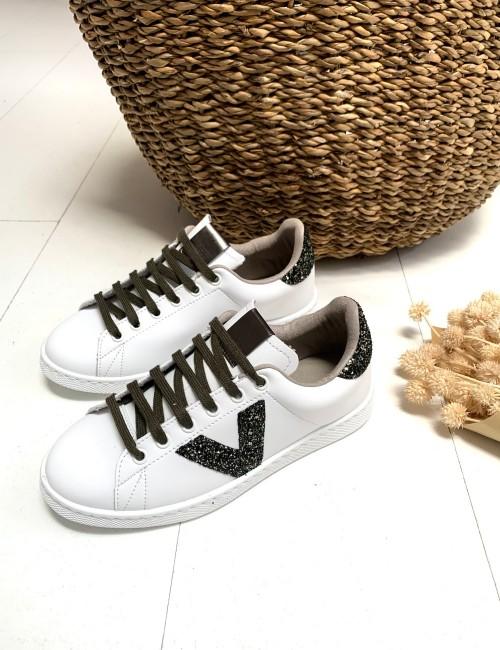 Baskets glitter bohème 1125244 - Boutique L'anana(s)