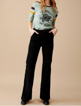 Pantalon velours retro ELISABETH Wild Hipanema boho girl - Boutique L'anana(s)