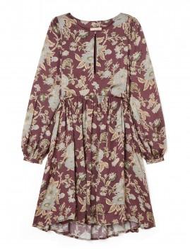 Robe en soie bohème OTTICIA - Boutique L'anana(s)