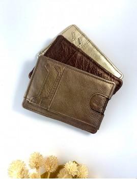 Porte-carte en cuir WA116 - Boutique L'anana(s)