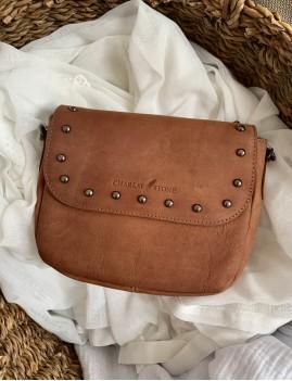 Petit sac en cuir rock HE882 - Boutique L'anana(s)