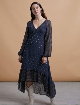 Robe à paillettes AJEDREA - Boutique L'anana(s)