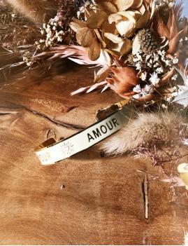 Bracelet jonc amour M21EB115 - Boutique L'anana(s)