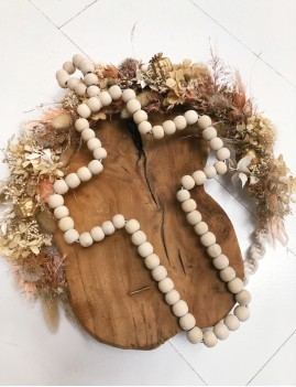 Croix en bois - Boutique l'ananas
