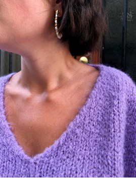 Pull en mohair gipsy - Boutique l'ananas