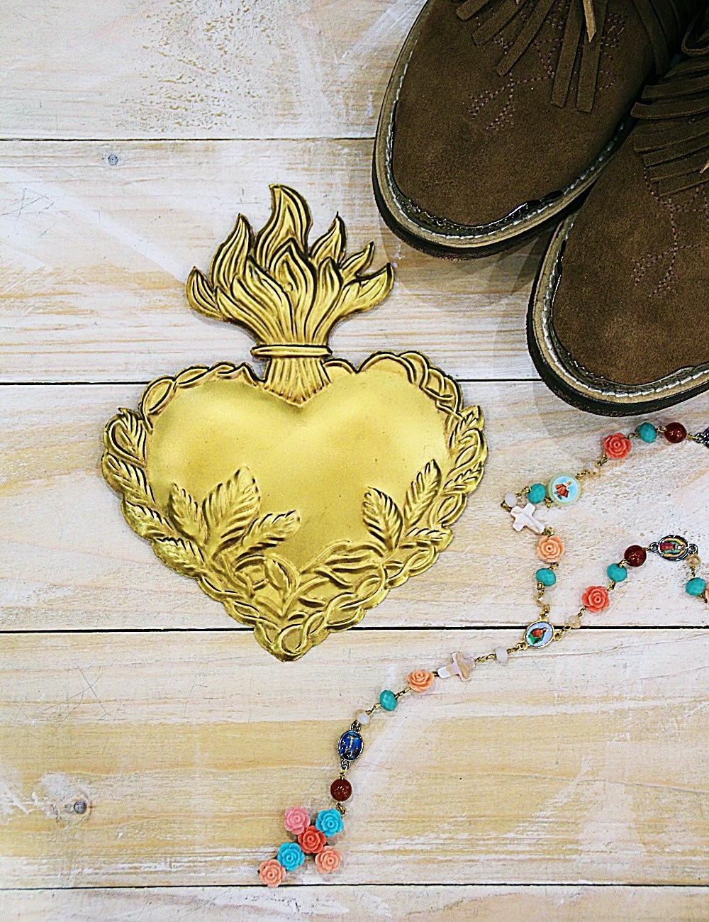 Coeur décoration - Boutique l'ananas