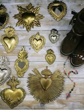 Coeur exvoto décoration - Boutique l'ananas
