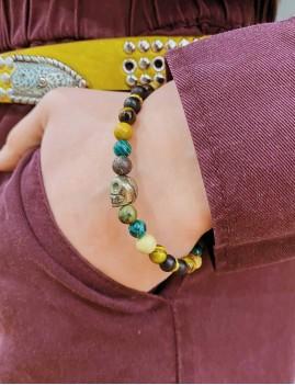 Bracelet mixte en perles - Boutique l'ananas
