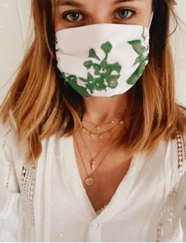 Masque protection tissus motifs - Boutique l'ananas