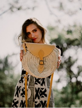 Petit panier gypsy chic - Boutique l'ananas
