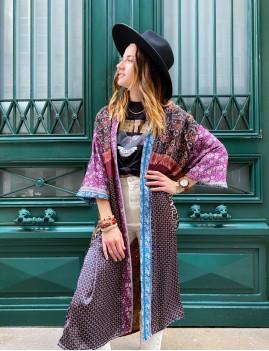 Kimono long - Boutique l'ananas