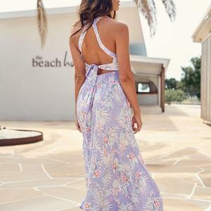Cette robe longue Lila dos nu, notre petite nouveauté qui vous fait craquer .. 💜🤩 . . #robelongue #robelila #lila #robedosnu #robeboheme #gypsyvibes #ibiza #holidays #austalia #bordeaux #boutiquelananas #ibizastyle